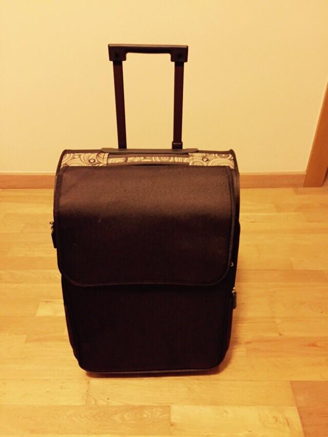 Mis maletas de viaje no me cabe en la maleta - La casa de las maletas ...