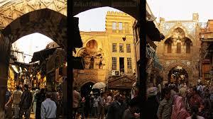 GENTE EGIPTO BAZAR