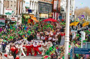 Saint Patrick Parade
