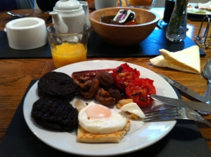 Scotish Breakfast