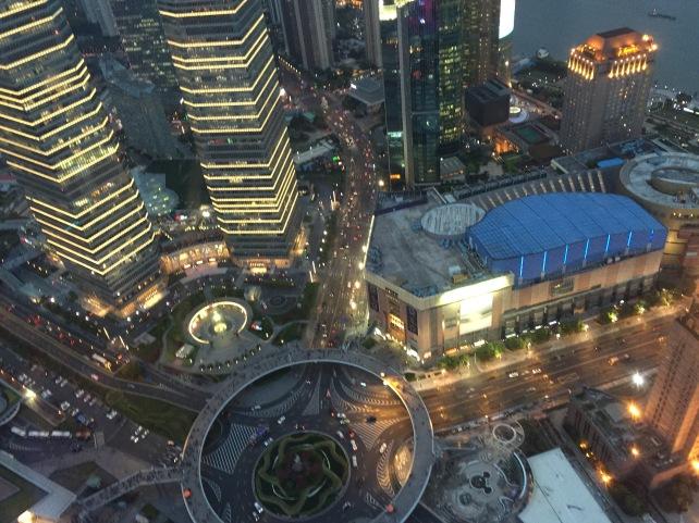 Vistas desde Pearl Tower