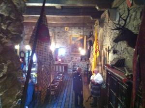 Interior castillo Elian Donan