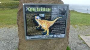 La era de los dinosaurios escoceses..Believe or not?