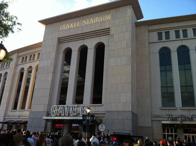 Estadio de los Yankies