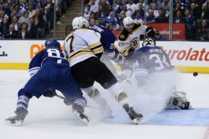 Maple Leafs foto THESTAR