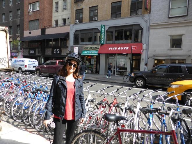Bike Tour NY